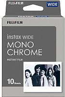Фотопленка Fujifilm Instax Wide Monochrome (10шт) -