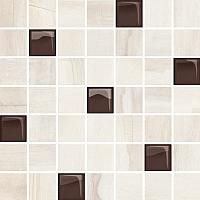 Мозаика Opoczno Simple Stone Beige Glass Mosaic OD434-005 (248x250) -