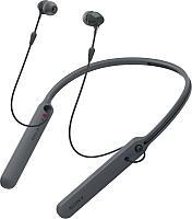 Беспроводные наушники Sony WI-C400B (черный) -