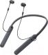 Наушники-гарнитура Sony WI-C400B (черный) -