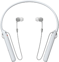 Наушники-гарнитура Sony WI-C400W (белый) -