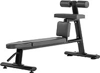 Скамья для пресса Bronze Gym H-035_B -