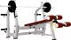 Скамья для жима штанги Bronze Gym J-024_C -
