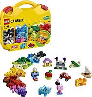 Конструктор Lego Classic Чемоданчик для творчества и конструирования 10713 -