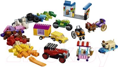 Конструктор Lego Classic Модели на колесах 10715