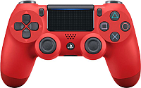 Геймпад Sony Dualshock 4 V2 / PS719894353 (красная лава) -