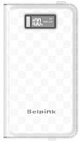 Портативное зарядное устройство Belpink BP919 (белый) -