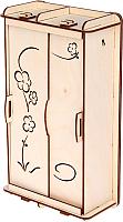 Комплект аксессуаров для кукольного домика POLLY Чудо-шкаф / ДК-2-05 -