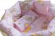 Комплект постельный в кроватку Баю-Бай Нежность К51-Н1 (розовый) -