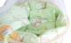 Комплект постельный в кроватку Баю-Бай Нежность К51-Н3 (зеленый) -