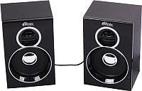 Мультимедиа акустика Ritmix SP-2013W (черный) -