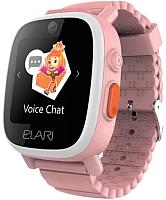 Умные часы детские Elari FixiTime 3 / FT-301 (розовый) -