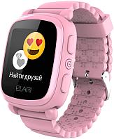 Умные часы детские Elari KidPhone 2 / KP-2 (розовый) -
