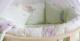 Комплект постельный в кроватку Баю-Бай Забава / К91-З3 (зеленый) -