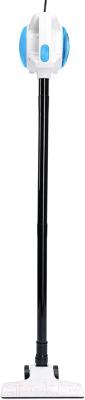 Вертикальный портативный пылесос Kitfort KT-526-1 (синий)