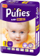 Подгузники детские Pufies Baby Art&Dry Midi 4-9кг (74шт) -