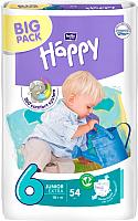 Подгузники детские Bella Baby Happy Junior Extra 16+кг (54шт) -
