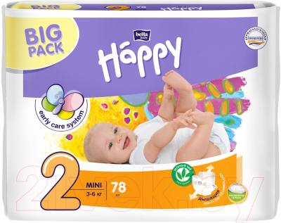 Подгузники детские Bella Baby Happy Mini Air 3-6кг