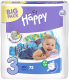 Подгузники детские Bella Baby Happy Midi 5-9кг (72шт) -