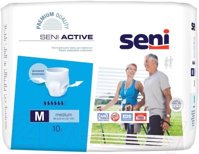 Трусы впитывающие для взрослых Seni Active Medium