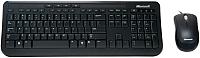 Клавиатура+мышь Microsoft Wired Desktop 600 (APB-00011) -