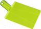 Разделочная доска Joseph Joseph Chop2Pot Plus Large 60043 (зеленый) -