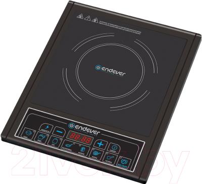 Электрическая настольная плита Endever Skyline IP-20 плитка электрическая индукционного типа endever skyline ip 49 черный