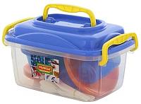 Набор пластиковой посуды Полесье №9 / 59185 (54пр) -