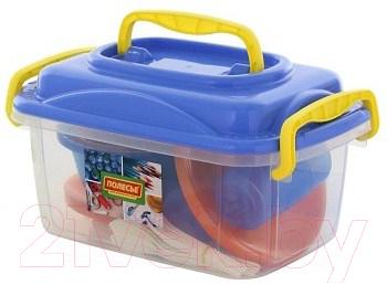 Набор пластиковой посуды Полесье №9 / 59185 (54пр)