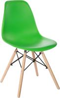 Стул Mio Tesoro Бари SC-001 (зеленый/дерево) -