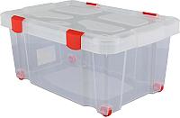 Контейнер для хранения Полесье №51 / 73235 (прозрачный) -
