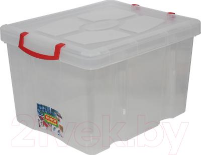 Контейнер для хранения Полесье №52 / 52193 (прозрачный)