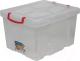 Контейнер для хранения Полесье №52 / 52193 (прозрачный) -