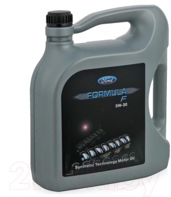 Моторное масло Ford Formula F 5W30 / 155D3A (5л)