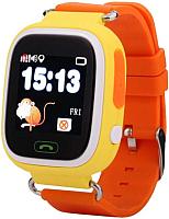 Умные часы детские Wonlex GW100 (желтый) -
