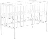 Детская кроватка Фея 101 (белый) -