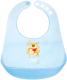 Нагрудник детский Canpol 12+ 2/404 (голубой) -