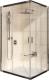 Душевая кабина Ravak Blix BLRV2K-100 (1XVA0C00Z1) -