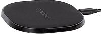 Зарядное устройство беспроводное Deppa Qi Fast Charger / 24000 (черный) -