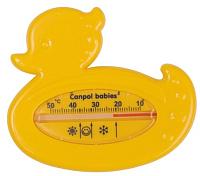 Термометр Canpol Уточка 2/781 (желтый) -