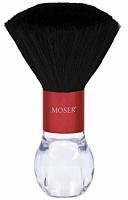 Щетка-сметка для волос Moser Neck Brush 0092-6170 (красный) -