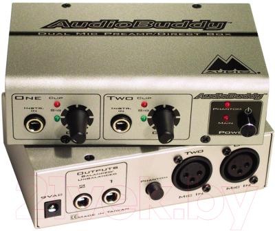 Предусилитель M-Audio Audio Buddy
