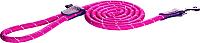 Поводок Rogz Rope Lijn Lang 9мм / RHLLR09K (розовый) -