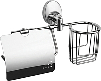 Держатель для туалетной бумаги Ledeme L3303-1 -