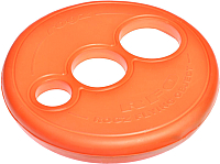 Игрушка для животных Rogz Flying Object / RRF02D (оранжевый) -