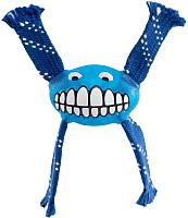 Игрушка для животных Rogz Grinz Flossy Large / RFGR05B (синий) -