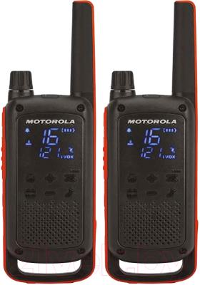 Комплект раций Motorola T82