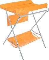 Столик пеленальный Фея Оранжевый -