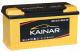 Автомобильный аккумулятор Kainar R+ / 100 10 14 02 0121 08 13 0 L (100 А/ч) -