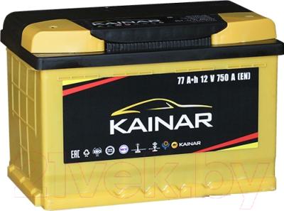 Автомобильный аккумулятор Kainar R+ / 077 11 20 02 0121 10 11 0 L